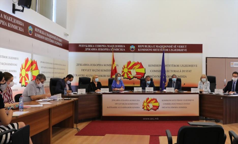 Слика од ДИК ги објави конечните резултати, новите пратеници ги добија уверенијата
