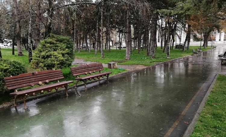 Слика од УХМР најавува намалување на дневните температури и врнежи од дожд