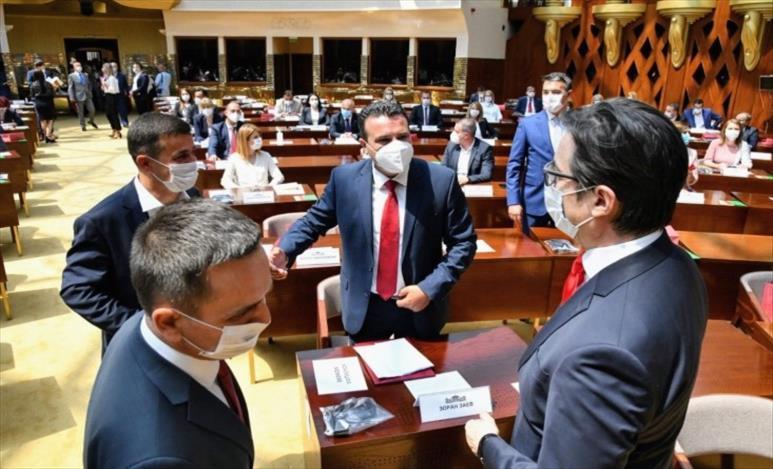 Слика од Заев: Владата ќе биде формирана за 10 до 15 дена, не планирам да бидам министер за надворешни работи како до сега