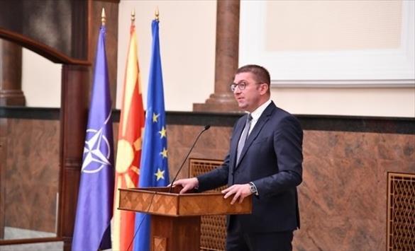 Слика од Мицкоски: Не сум баш сигурен дека Заев ќе формира стабилно парламентарно мнозинство