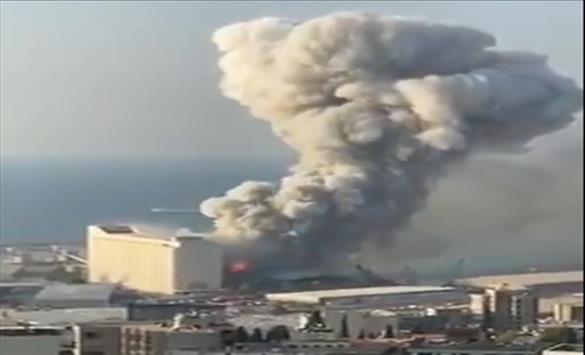 Слика од Експлозија во Бејрут