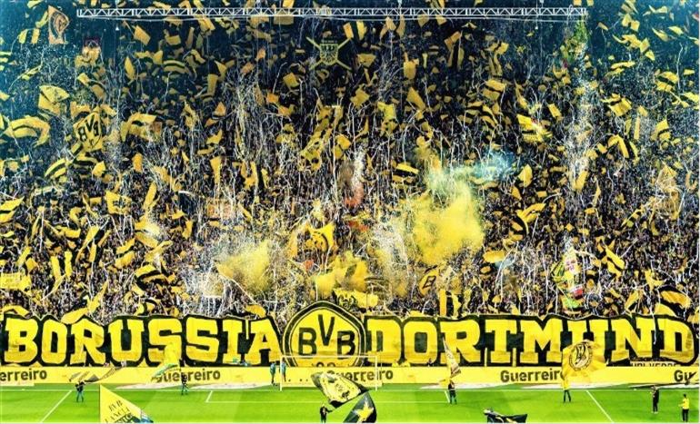 Слика од Фановите се враќаат на трибините во Германија