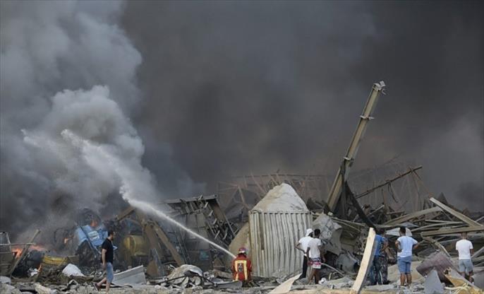 Слика од Диаб: Одговорните за експлозијата скапо ќе платат