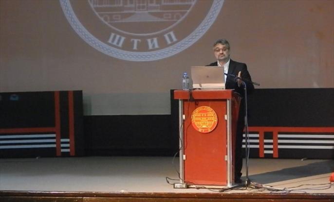 Слика од Боев: Целта на УГД Штип е новата учебна година успешно да биде спроведена