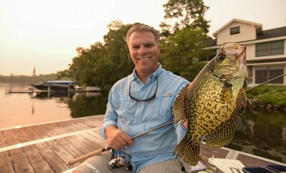 Слика од Гинисов рекорд: Американец уловил 2.645 риби за 24 часа
