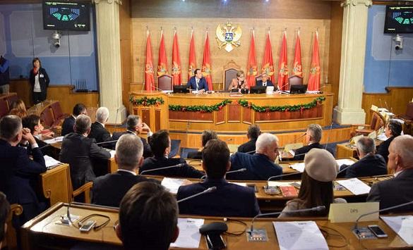 Слика од Во Подгорица утре конститутивна седница на новиот црногорски Парламент