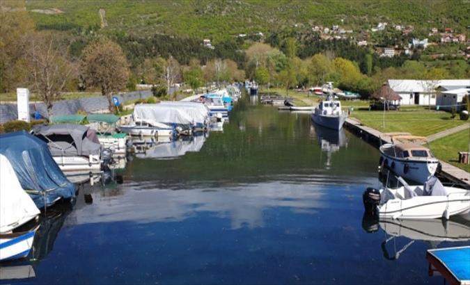 Слика од Украдената бродска опрема во Охрид не била од пловила засидрени во Студенчишкиот канал