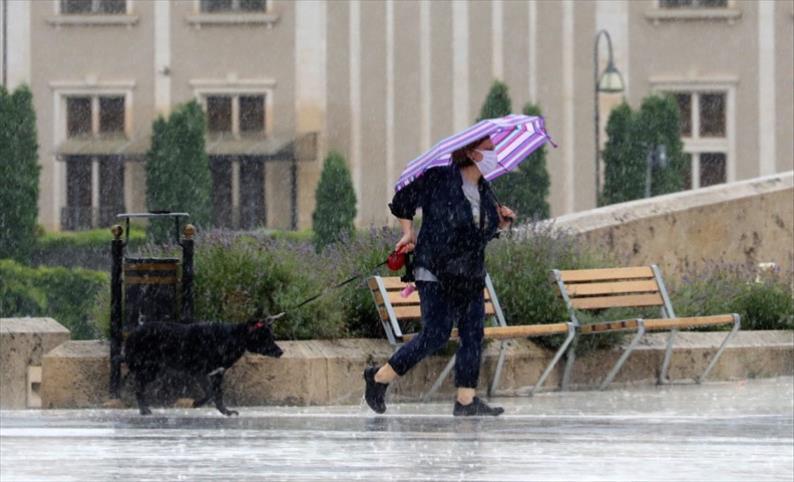 Слика од Дожд, грмежи и засилен ветер не очекува во наредните денови и за време на викендот