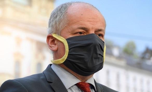 Слика од Новиот чешки министер за здравство истакна дека построги мерки се неизбежни