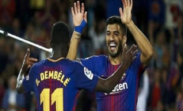Слика од Манчестер јунајтед е заинтересиран за Дембеле