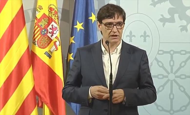 Слика од Министер за здравство на Шпанија: Без строги епидемиолошки мерки Мадрид е во сериозна опасност