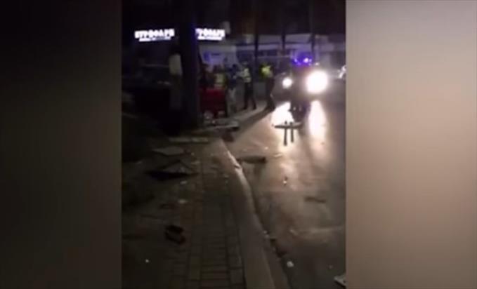 Слика од Објавена нова снимка од друг агол од инцидентот во Битола (Видео)