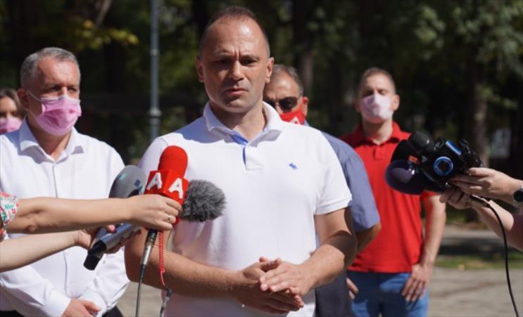 Слика од Минатата недела ги најави, вчера Филипче ретерираше: Засега нема потреба од дополнителни мерки
