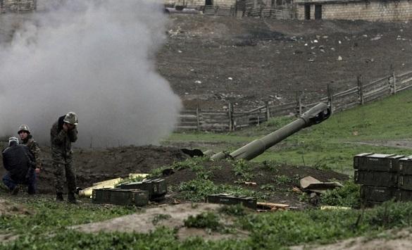 Слика од Ерменија го обвинува Азербејџан за напад врз села во спорен регион