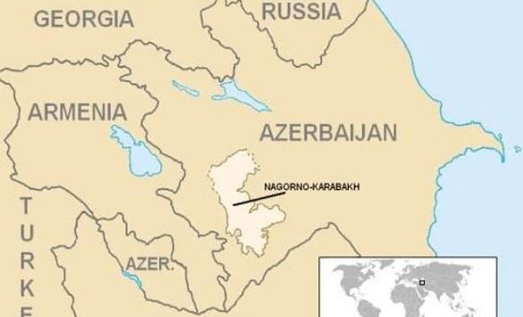 Слика од Во Нагорно Карабах воведена воена состојба и мобилизација