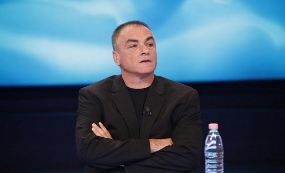 Слика од Албански новинар тврди дека Дендијас е Албанец и е братучед на Рама