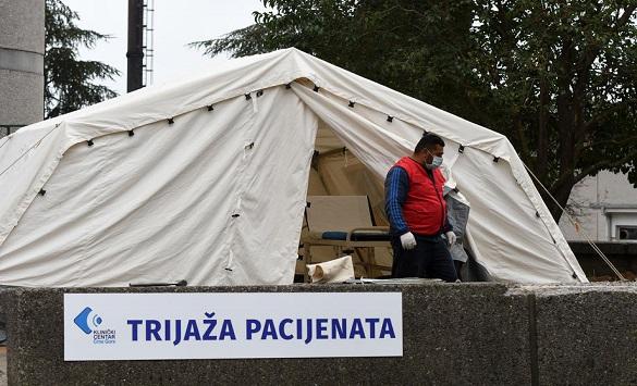 Слика од СЗО: Огромен пораст на новозаразени во Европа, во Словенија скок за 150 отсто