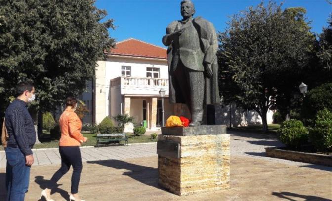 Слика од Во Гевгелија одбележан Денот на македонската револуционерна борба