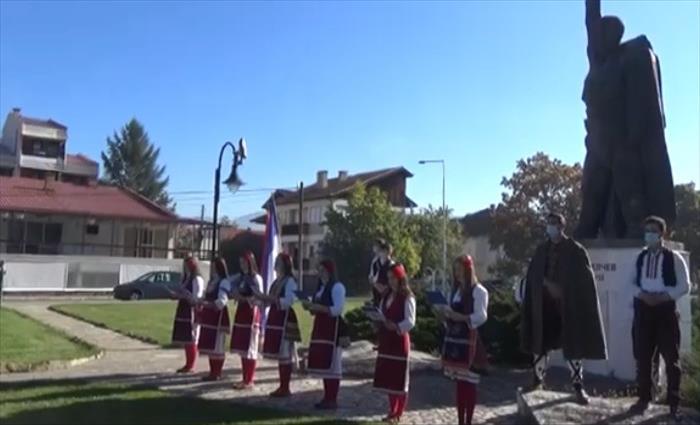 Слика од Во Делчево одбележан Денот на македонската револуционерна борба