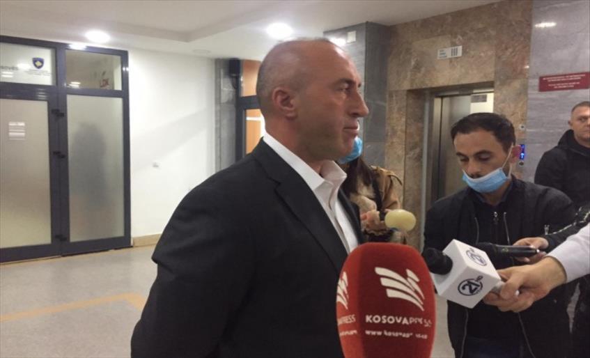 Слика од Харадинај: Верувам дека ќе најдеме решение во коалицијата за иден претседател на Косово