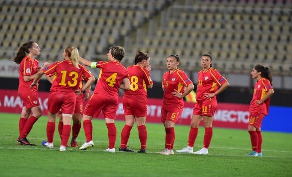 Слика од Висок пораз за македонските фудбалерки на гостувањето во Франција