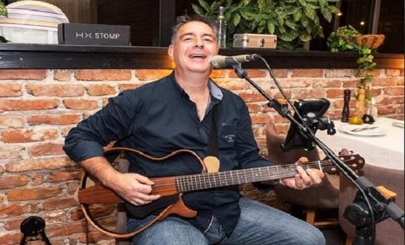 Слика од Гевгелискиот музичар Васил Ангов почина од коронавирус