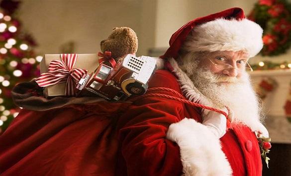 Слика од САД: Дедо Мраз, сепак, не мора да прими вакцина против Ковид-19