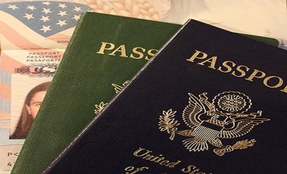 Слика од Во светот има четири бои на пасоши