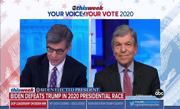 Слика од Сенатор Рој Блант: Малку е веројатна промена на резултатот од изборите во САД