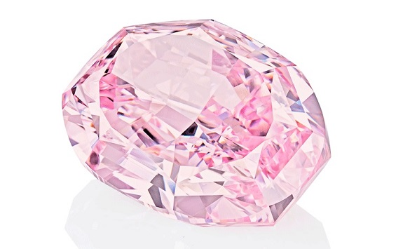 Слика од Редок розов дијамант продаден за над 22 милиони евра