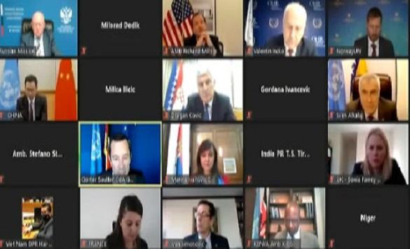 Слика од САД, Франција, Велика Британија и Германија го осудија говорот на Додик, му дадоа поддршка на Инцко
