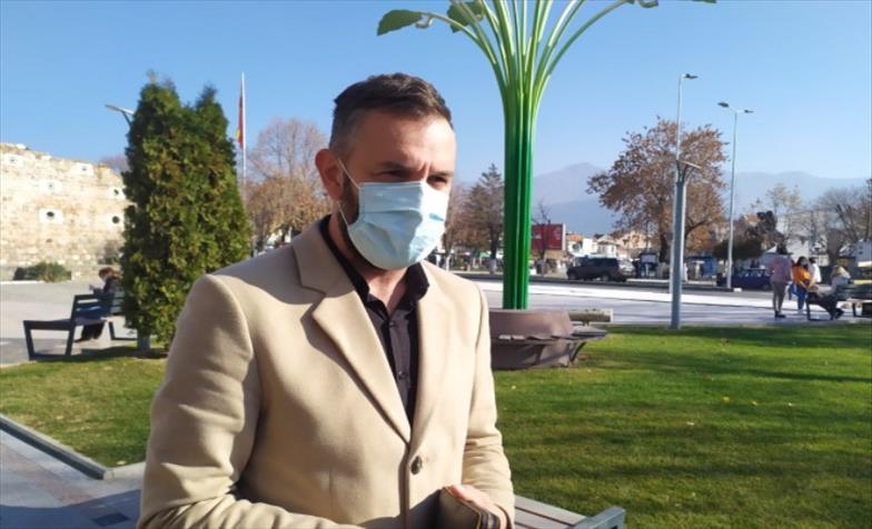 Слика од Актерот Михајло Миленковски претепан поради тоа што алармирал дека во продавница едно лице не носело маска