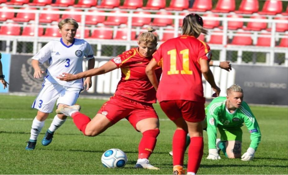 Слика од Македонските фудбалерки триумфираа на гостувањето во Казахстан