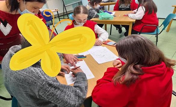 Слика од Црвен Крст Делчево со едукативни работилници за прва помош и заштита од Ковид-19 вирусот