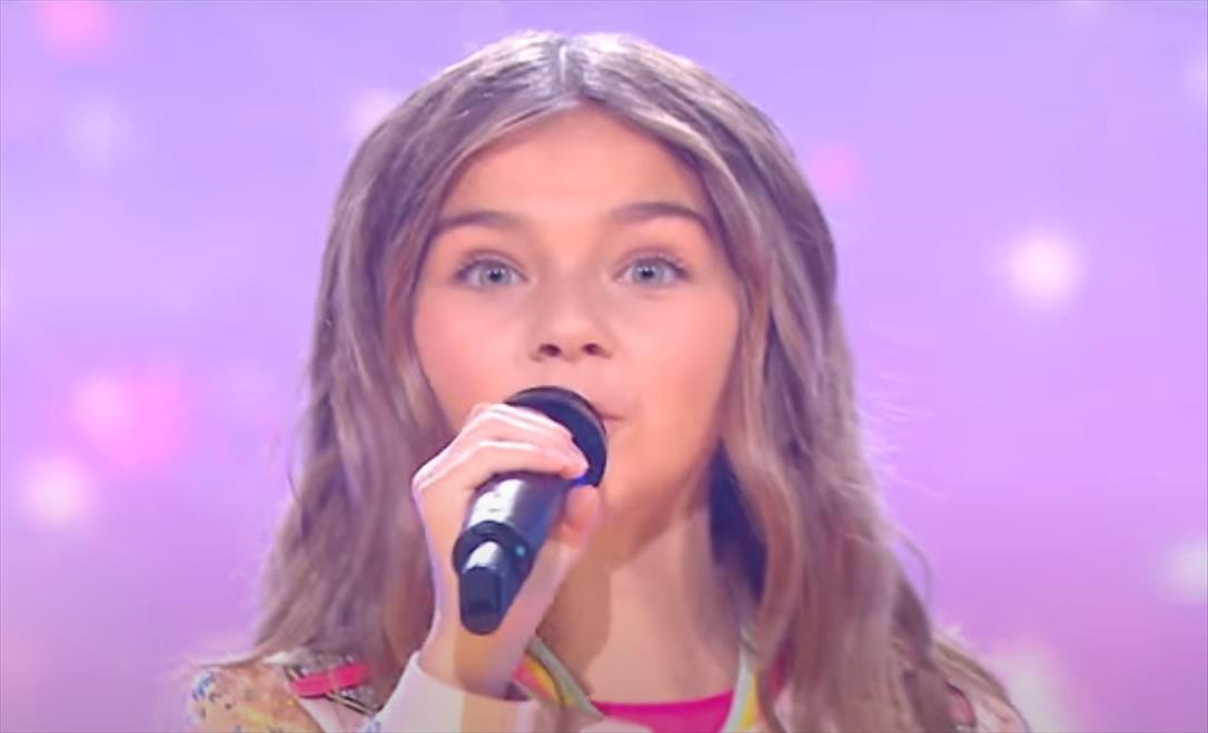 Слика од Франција победи на детската Евровизија 2020
