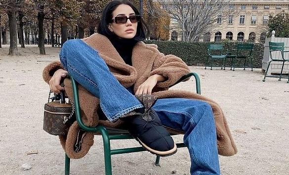 """Слика од Нови """"чизми перничиња"""" на """"Луј Витон"""""""