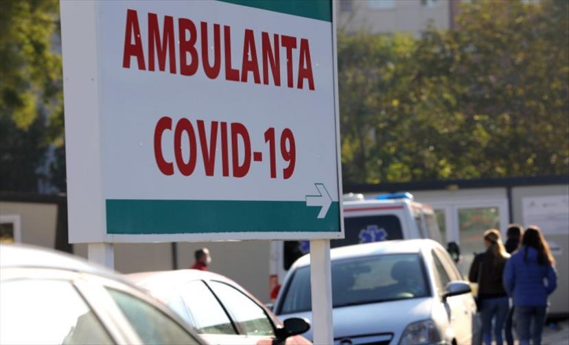 Слика од Инцидент на клиника, пациент во Ковид центарот не сакало да пушти медицински лица да влезат во неговата соба