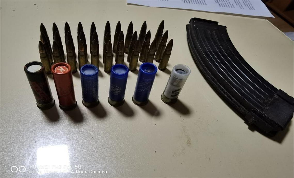 Слика од Претрес во Чифлик и Ржаничино, пронајдено оружје