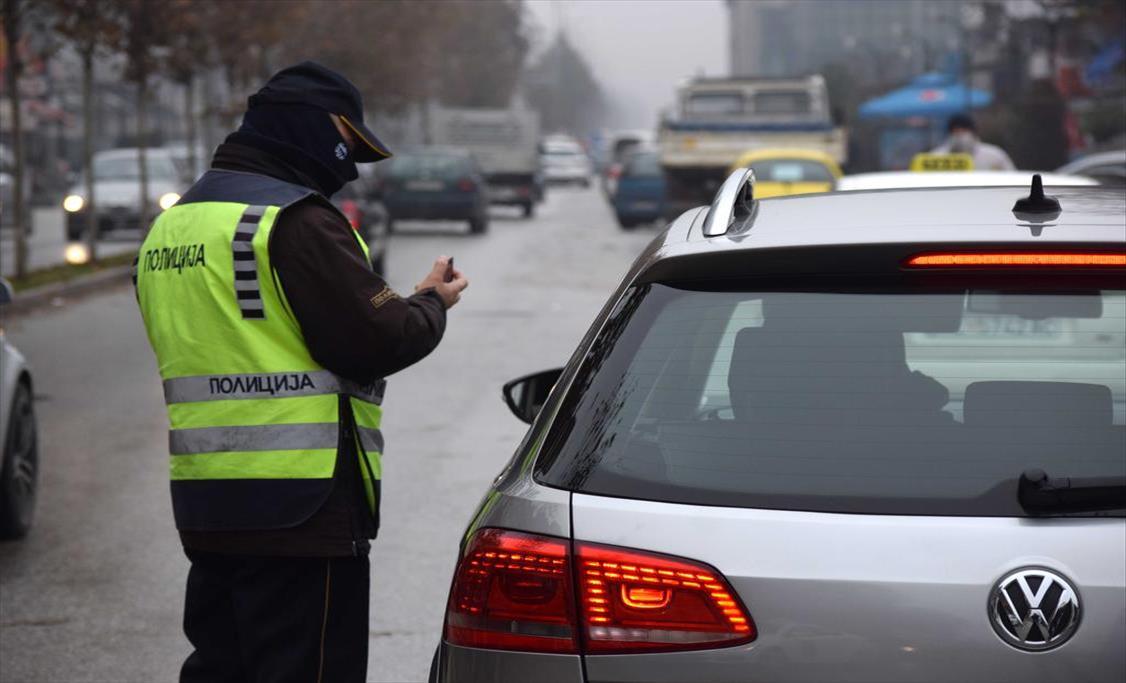 Слика од Засилени контроли во Тетово и Гостивар: 36 нерегистрирани возила, 34 возеле без возачка дозвола