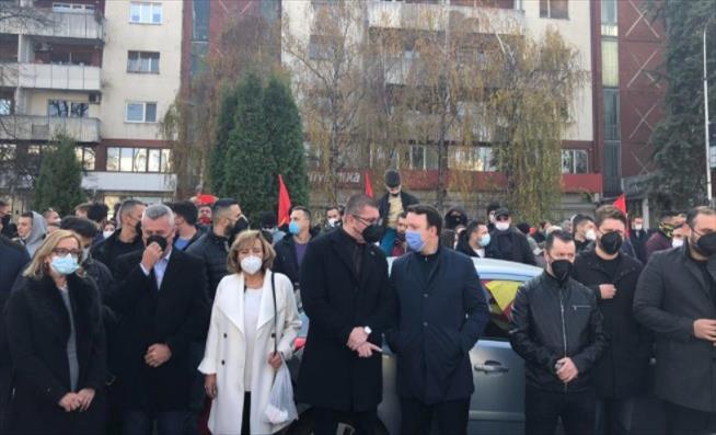Слика од Мицкоски: Ова што сега го прави Зоран Заев е газење по коските на Кузман Јосифовски - Питу и Раде Јовчевски - Корчагин