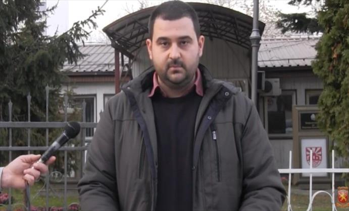 Слика од Живковски: Бараме референдум за дуп-овите во Кисела Вода, ако Темелковски не прифати ќе превземем порадикални чекори