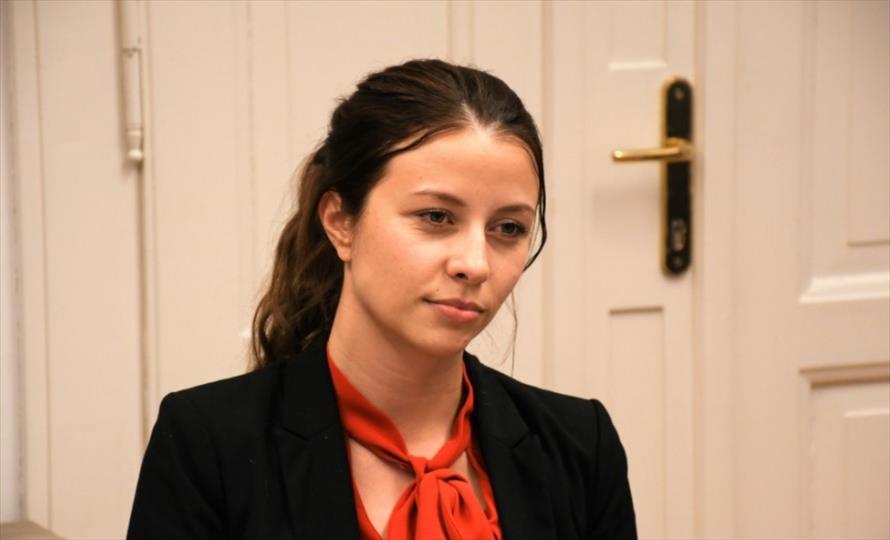 Слика од Ирена Јовева: Срамни и нефер се бугарските постапки кон Македонија