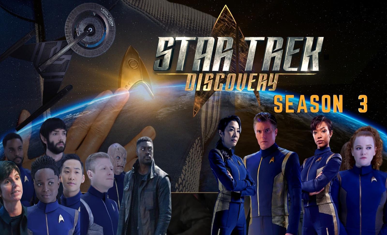 Слика од ФХ3Х во третата сезона на Star Trek Discovery