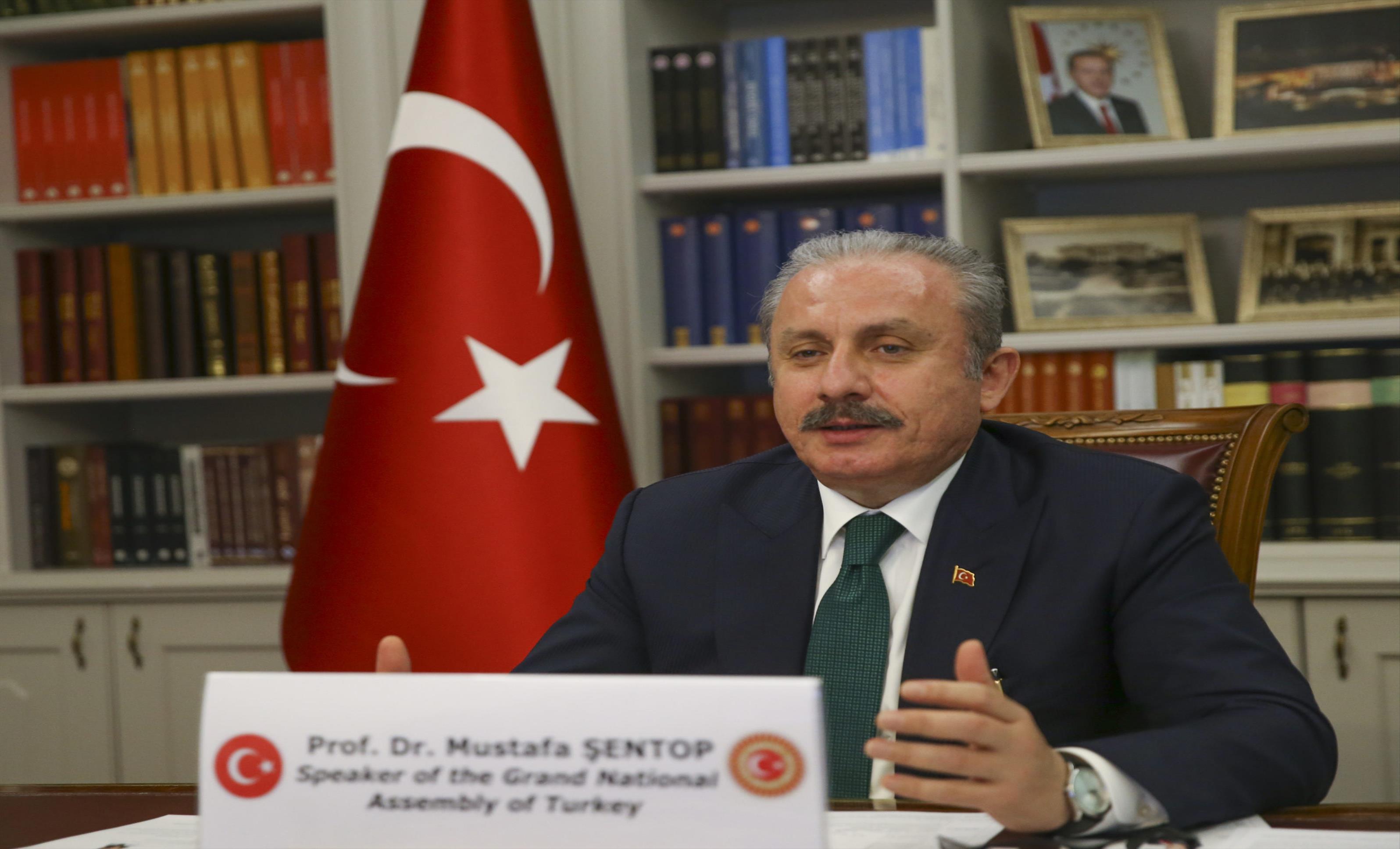 Слика од Мустафа Шентоп: Турција и Македонија имаат вкоренети историски и културни врски