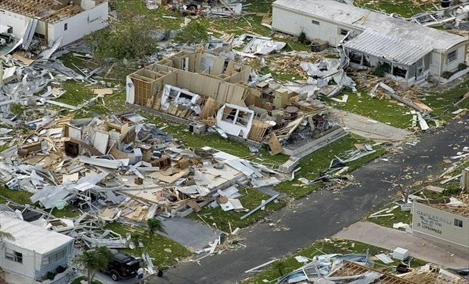 Слика од Осигуретелни компании: 210 милијарди долари го чинат светот природните катастрофи во 2020