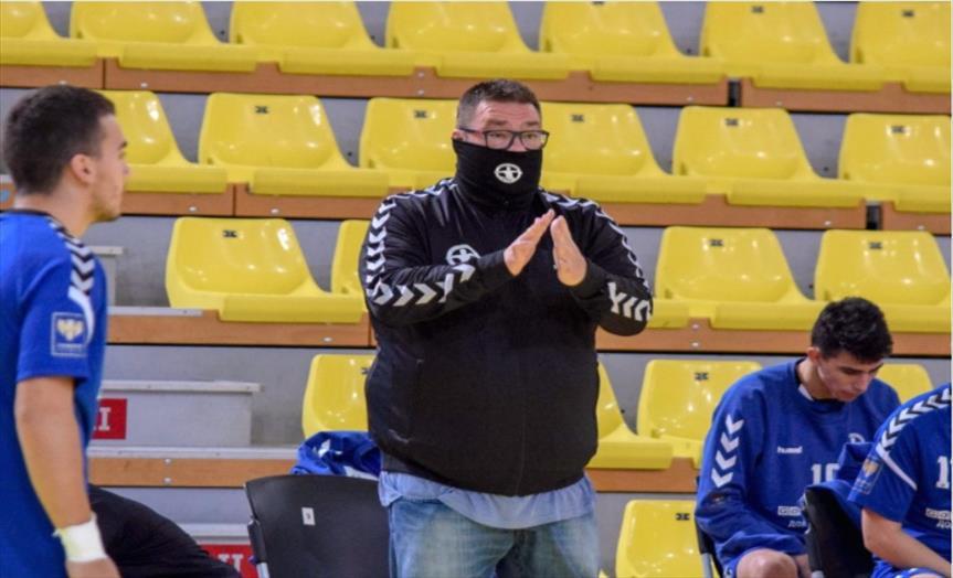 Слика од Бошковски повеќе не е тренер на Голден Арт КЛ7