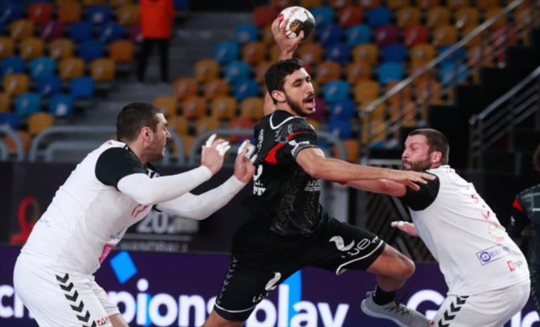 Слика од Дебакл на македонската ракометна репрезентација во натпреварот со Египет