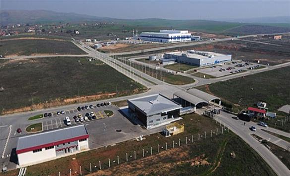 """Слика од Германската компанија """"Ипротекс"""" ќе инвестира во Технолошко-развојната зона Скопје"""