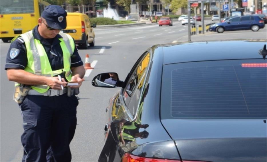 Слика од На подрачјето на СВР Велес казнети 27 возачи за пребрзо возење