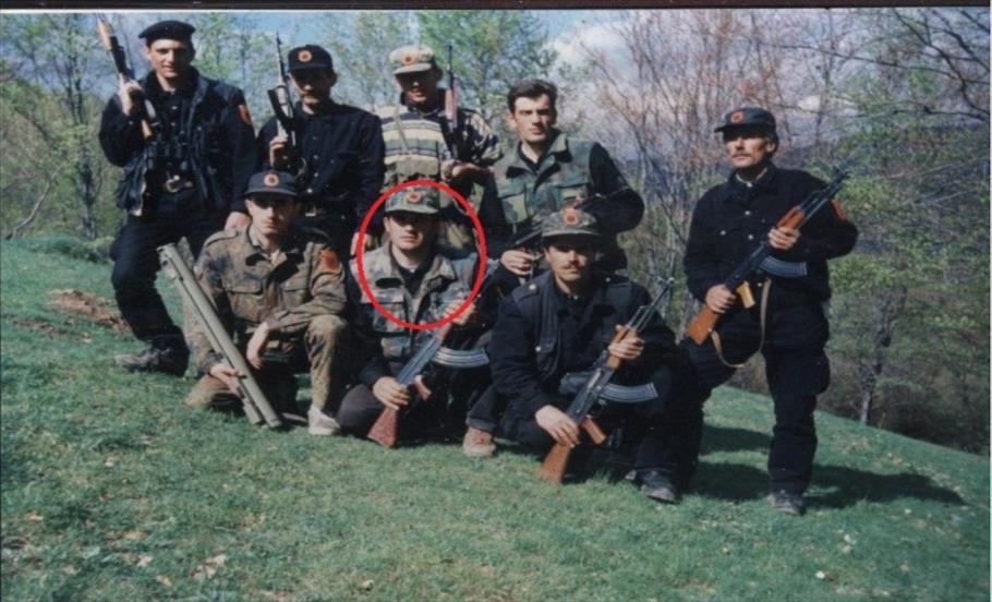Слика од Топ чанел : Хаг ја проширува истрагата во Албанија врз поранешен командант во ОВК